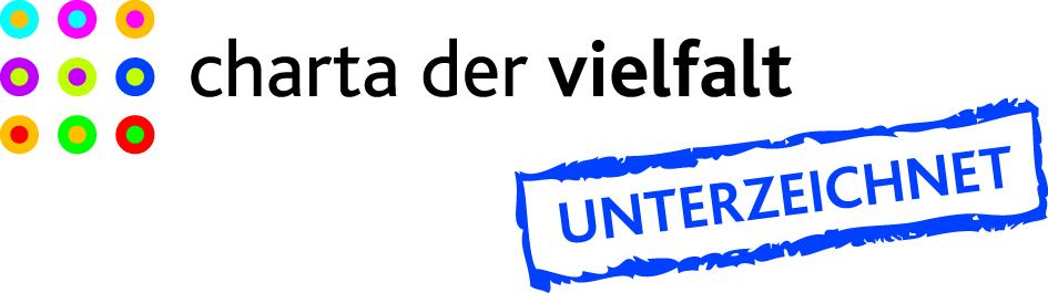 Charta der Vielfalt-Unterzeichnet