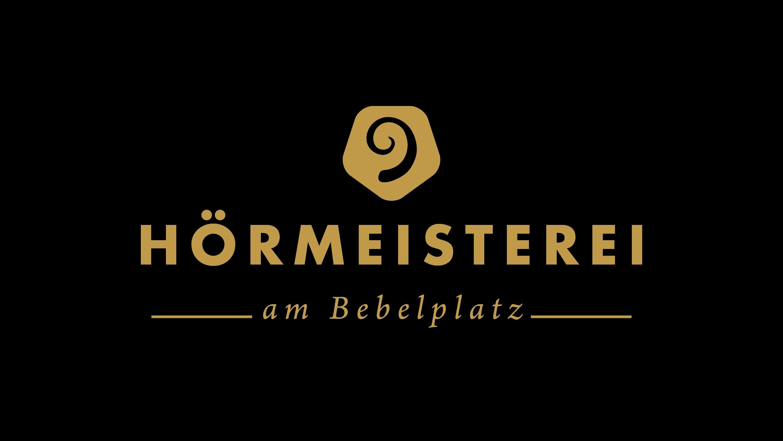 HÖRMEISTEREI am Bebelplatz Logo