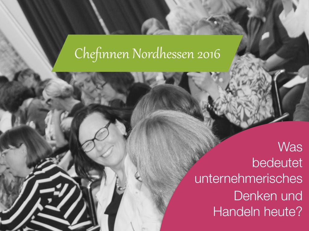 Warteliste! Chefinnen Nordhessen 2016 #3CN2016