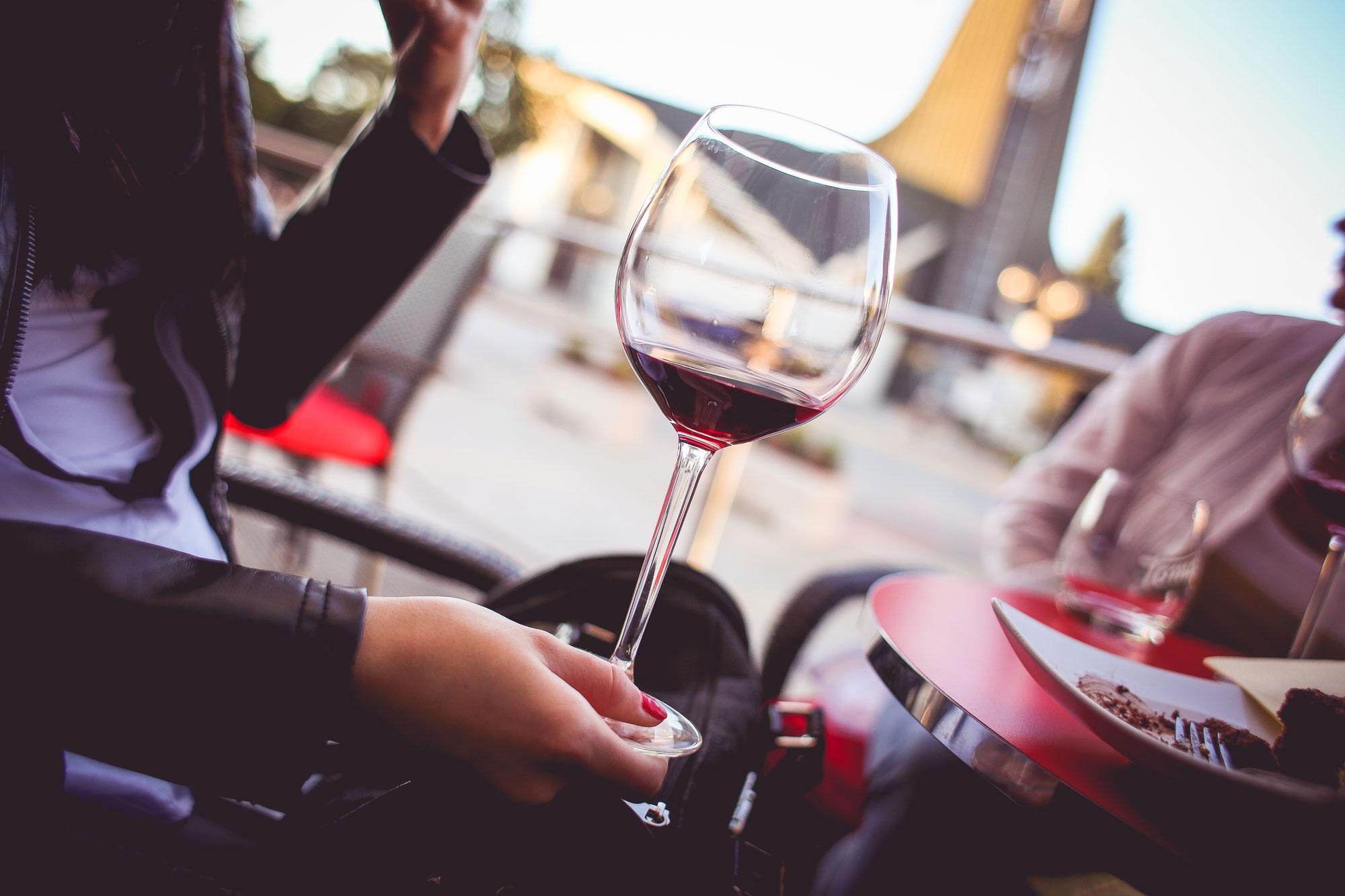 WINE TASTING – Herbstliche Weinprobe