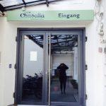 Eingangsbereich Chasalla Sickingenstraße Kassel