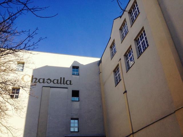 Chasalla Sickingenstraße Kassel