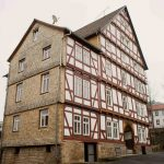 Burgsitz Spangenberg