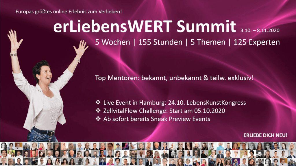 Banner erLiebensWERT Summit 03.10.-08.11.2020