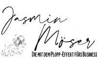 Die mit dem Plopp-Effekt fürs Business Logo